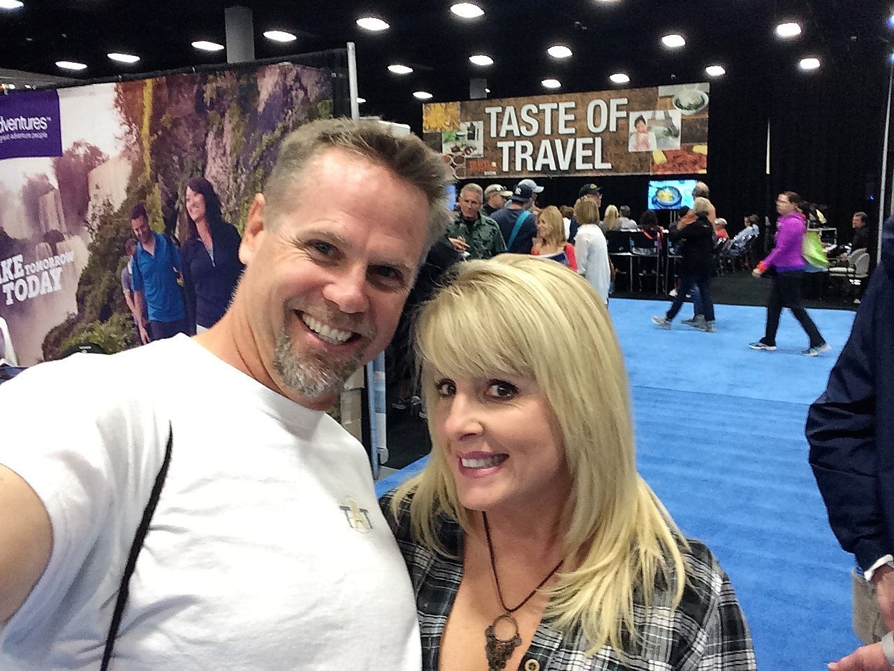 Trade Show The Adventure Travelers