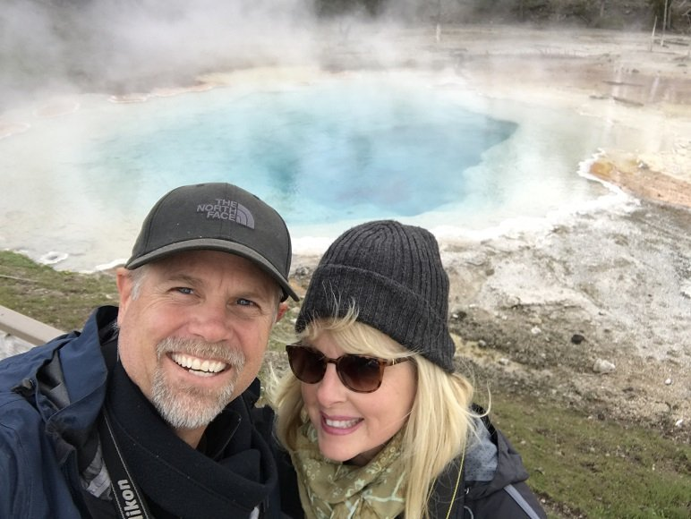 Yellowstone The Adventure Travelers